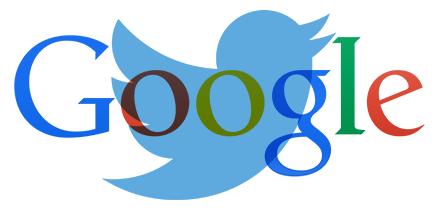 Twitter y Google se aman