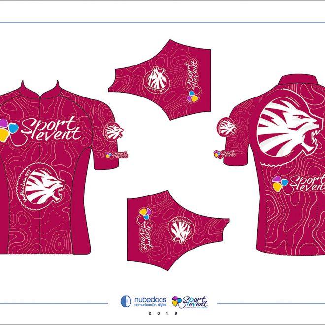20149 Diseño Maillot de lider III Vuelta a León BTT