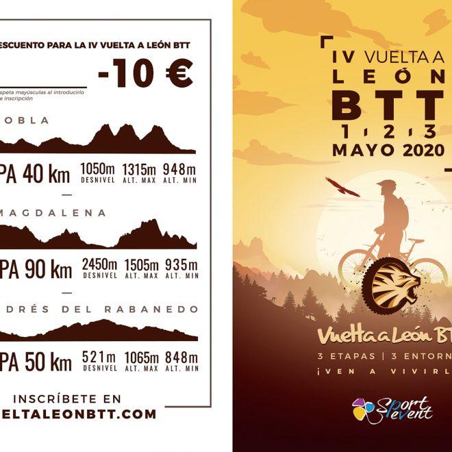 Flyer promoción con descripción de las etapas Edición 2019