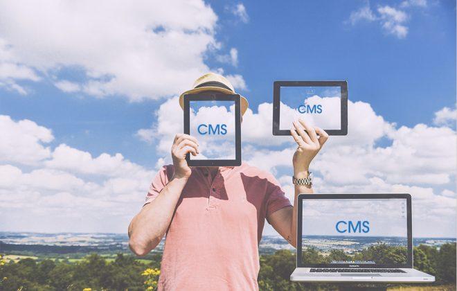 Gestor de contenidos - CMS