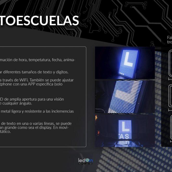 ledOn_catalogo_banderolas_autoescuelas