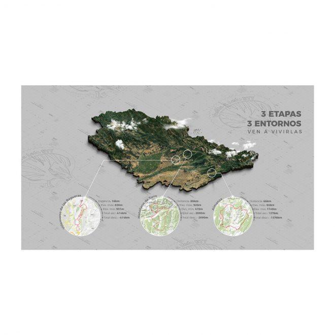 Infografía Etapas II Edición