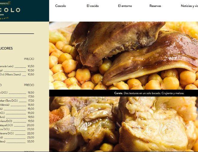 Restaurante Coscolo en Castrillo de los Polvazares