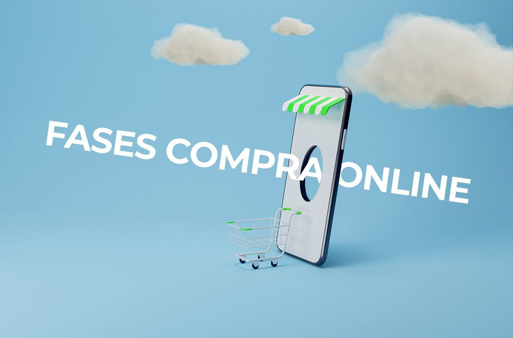 Fases en el Proceso de Compra Online>