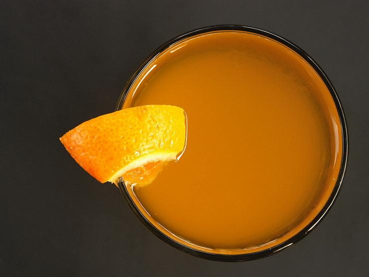 El Color: Naranja