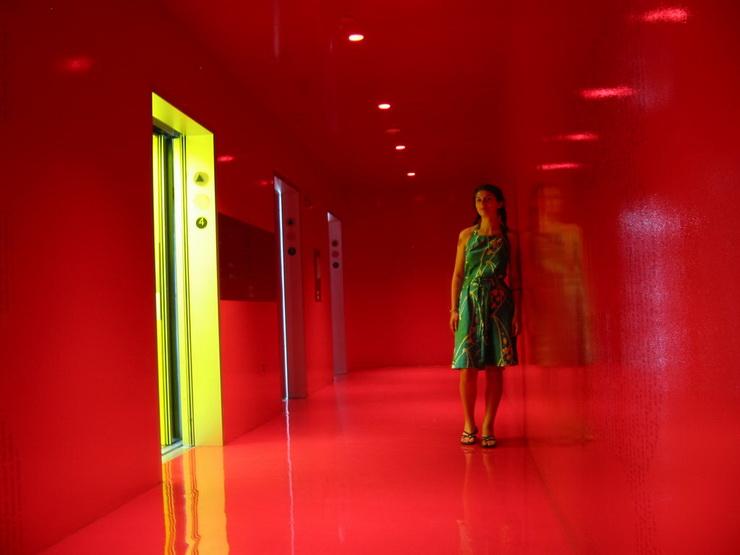 El Color: Rojo