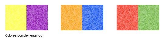 El Color: Colores Complementarios