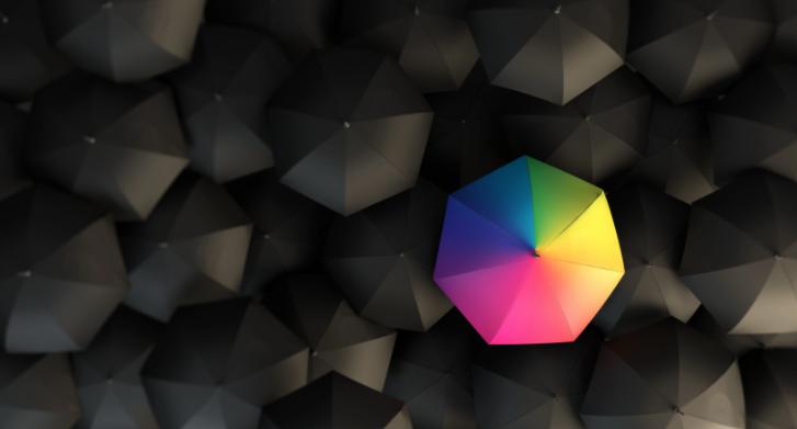 El Color: contraste