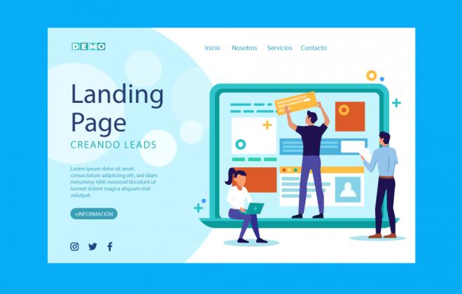 Nubedocs :: ¿Qué es una Landing Page?