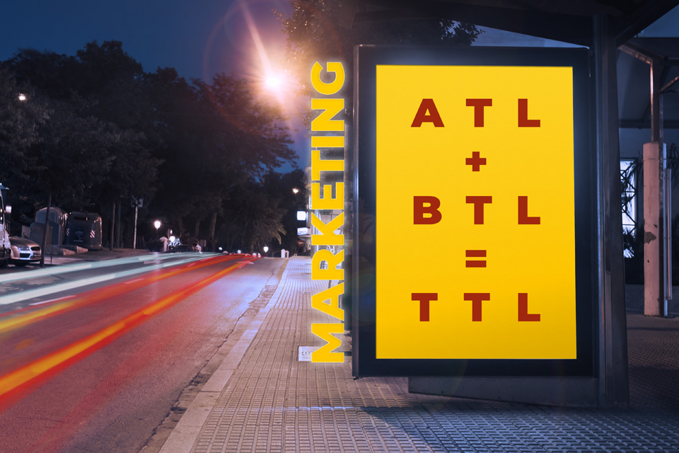 Estrategias ATL, BTL y TTL